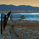 Humboldt Salt Marsh Dixie Valley Nevada Great Basin